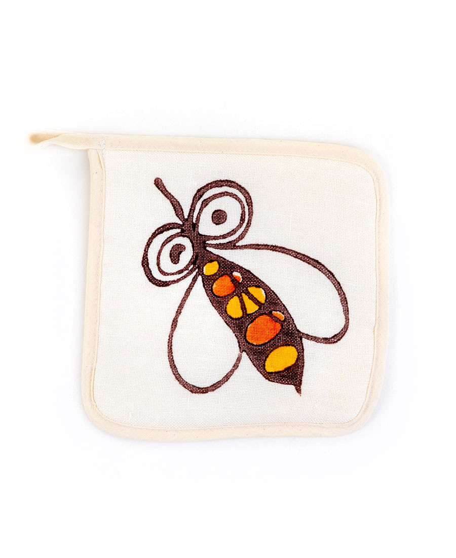 Bee Potholder