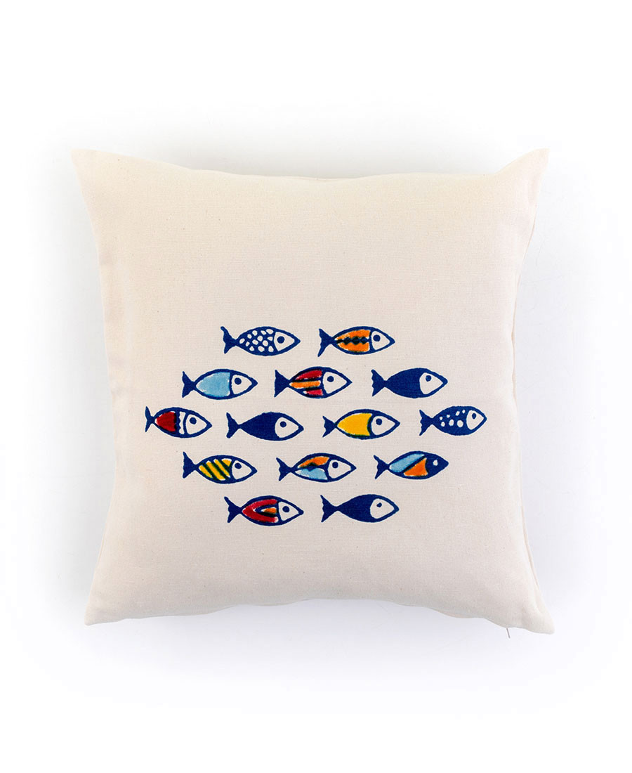 Little Fish Cushion