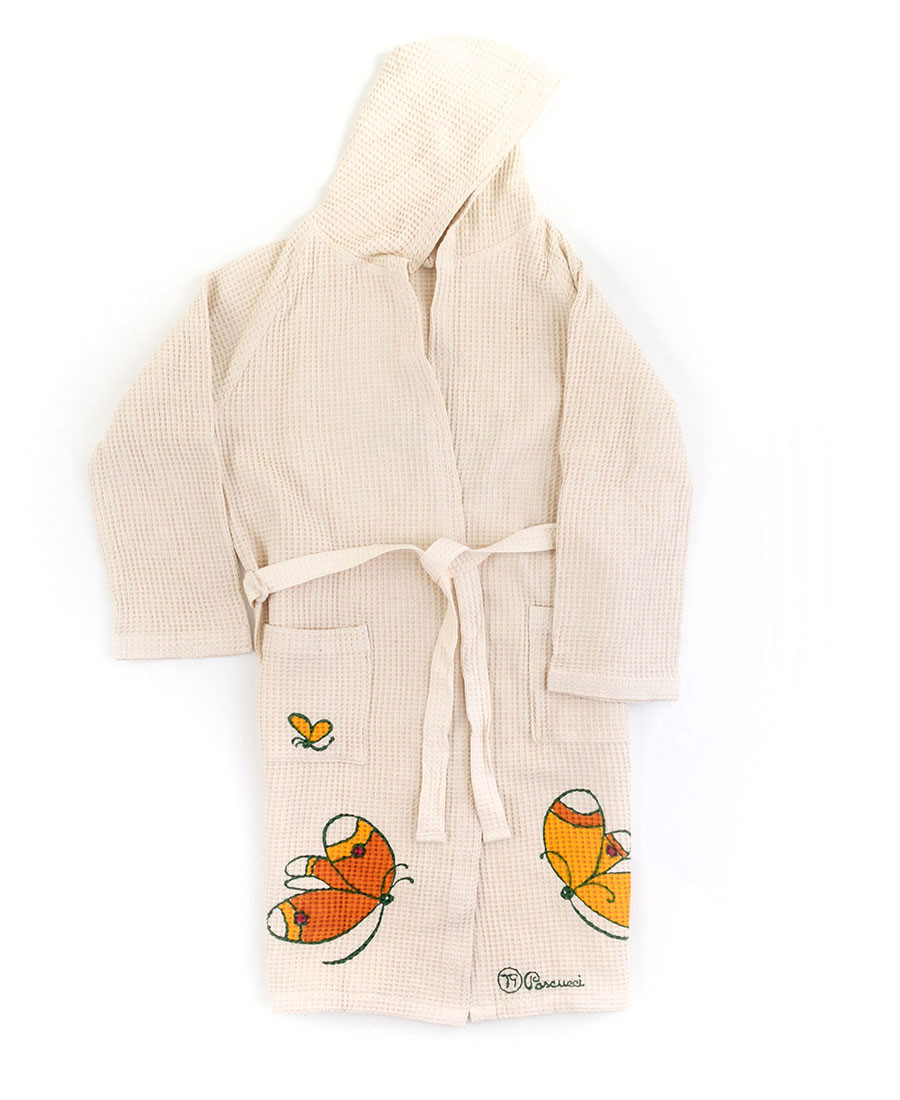 Butterflies Bathrobe